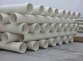 PE双壁波纹管 波纹排水管 波纹穿线管厂家直销