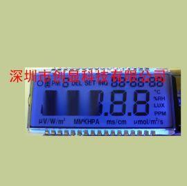 测量仪器仪表用LCD液晶显示屏