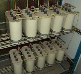 动态电容补偿柜维修改造
