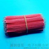 UL3122 红色/黑色/白色 硅胶编织线
