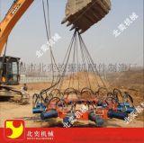 北奕机械MK180S型钻孔灌注桩截桩机 破桩机 破桩头 多少钱