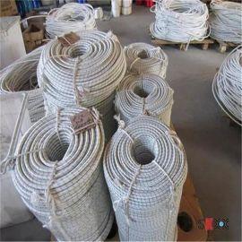 高分子聚乙烯绳电力牵引绳,绝缘蚕丝绳软梯