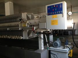 山东低价出售二手200平方隔膜压滤机二手180平方隔膜压滤机