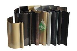 合肥 蒂美全尺寸铝制瓦檐排水槽屋檐排水槽生产厂家