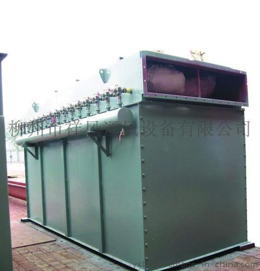 廣西柳州鍋爐布袋除塵器