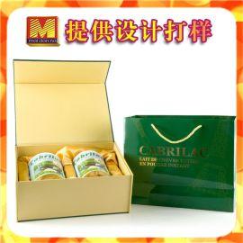冻干驴奶粉包装盒定制 厂家批发供应驴奶粉礼品盒免费设计新款盒