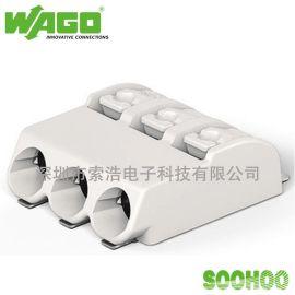 万可WAGO  2060-403/998-404  LED贴片端子