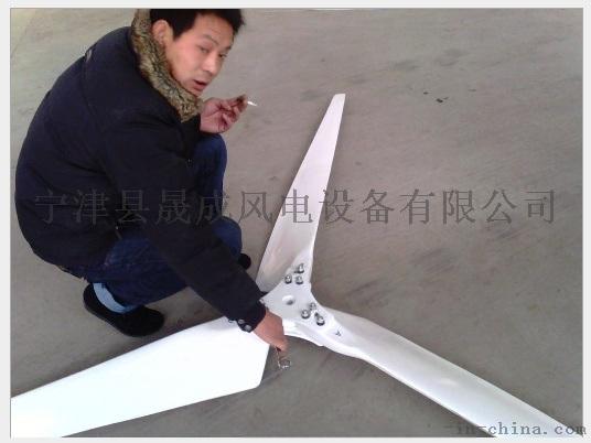 厂家直销 500W小型风力发电机抗风沙抗腐蚀