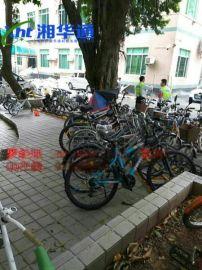 便捷自行车停放架 专业停放非机动车停车架厂家