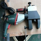 平凉 进口电机 管子端面倒角机  电动坡口机 外卡式坡口机