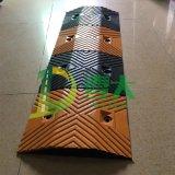 厂家直销1米减速带 梯形减速路拱 减速块 彩色减速带 减速坡 橡胶减速带