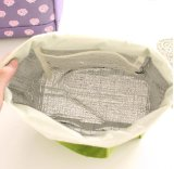 定做手提束口 保溫袋 冰包 保溫包 午餐包 飯盒袋