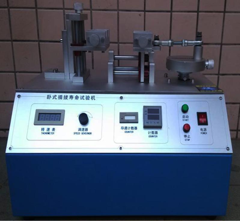 插拔力壽命試驗機,電腦周邊連接線多種連接器插拔力試驗機