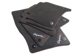 保时捷卡宴 帕拉梅拉 Macan 911 卡曼原装原厂脚垫 汽车垫 后备箱垫