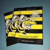 直销彩印自封铝箔食品袋 小蜜蜂食品包装袋 零食小吃包装袋 食品级QS