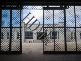 监狱AB安全门厂家 专业监狱平移门 监狱AB门安装