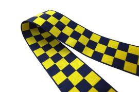 提花厚织带