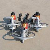 巨匠供應攜帶型小型電動打井機 家用手持式水井鑽機 鑽井設備