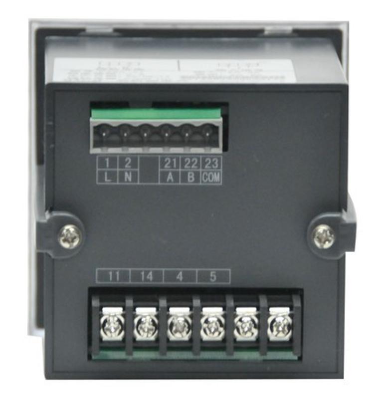 安科瑞PZ80-AI/J 一路报警输出 单相数字式电流表 单相电流表