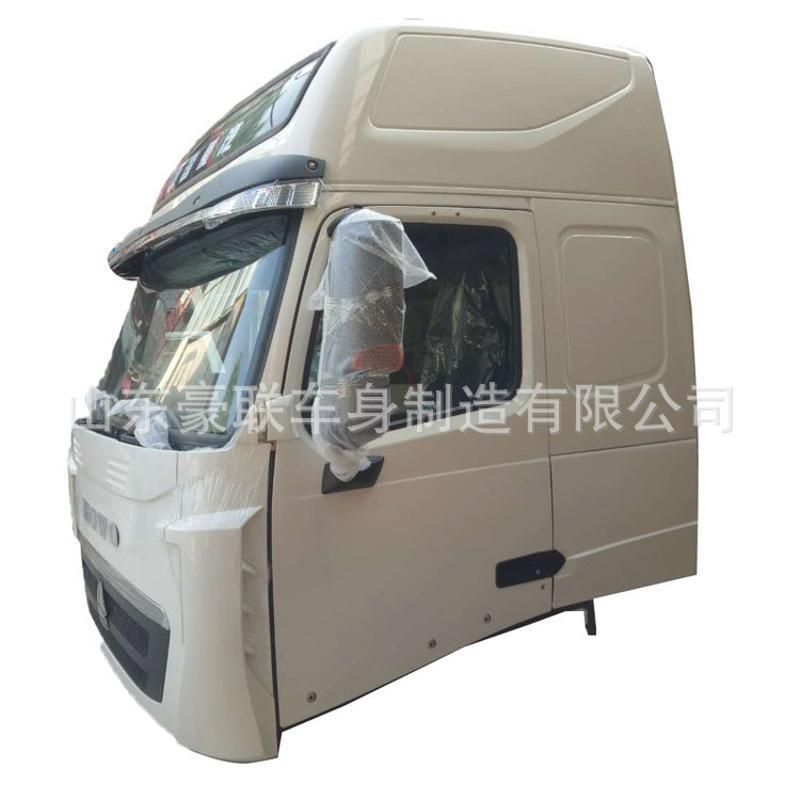 豪沃T7H  A7驾驶室总成车门配件 豪沃T7车门  厂家价格  图片