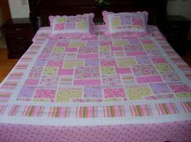 家纺床上用品工艺绗缝被,空调被(FH20-4)