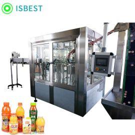 果汁饮料生产线设备 浓缩果汁饮料灌装生产线设备 鲜榨果汁灌装机