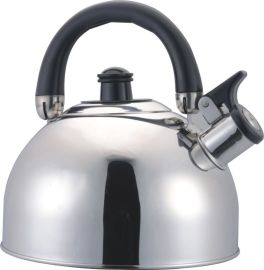 不锈钢平底壶