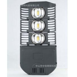 led变形金钢路灯 压铸集成摸组灯头 200w300wCOB节能户外防水路灯