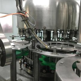 大瓶桶装水灌装机 饮料啤酒液体灌装机 矿泉水全自动灌装机
