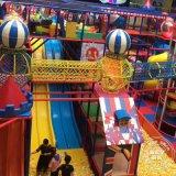 大型多層淘氣堡彈性迷宮 室內商場中庭高空拓展闖關樂園 遊樂設備