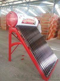 平板集热器、平板集热器工作原理、山东长红平板集热器
