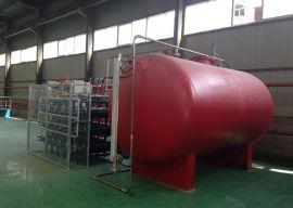 泵房气体顶压消防给水设备