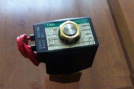 日本CKD AB31/AB41/AB42系列电磁阀