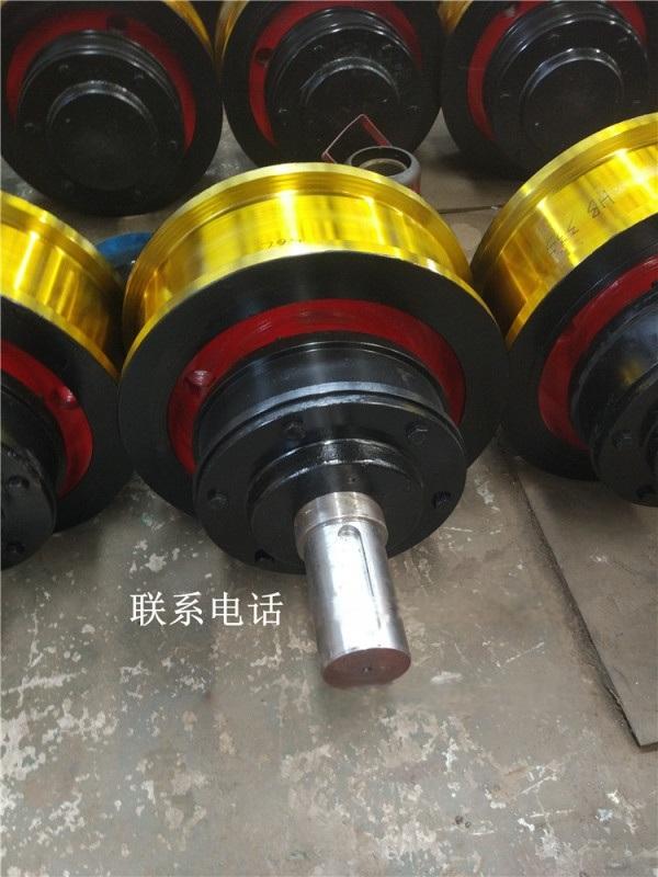廠家專業生產 可定製鍛鋼 鑄鋼車輪組