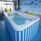 厂家直销儿童游泳池 婴儿游泳池 水育早教池 训练池