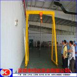 电动龙门吊 三角架龙门吊跨度3米 组装式可拆卸