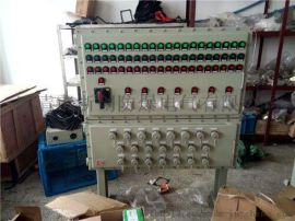 化工厂专用防爆检修电源插座箱
