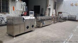 精密PVC输液管挤出机 医疗PVC管挤出机