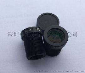 1/2.5, 1/3 16.0mm監控鏡頭 高清晰鏡頭 機器視覺鏡頭 定焦鏡頭