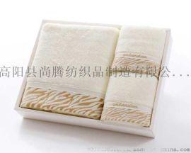 高陽毛巾廠家批發+竹纖維禮品毛巾套裝