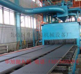 供应建筑钢管除锈机 不锈钢管表面清理机