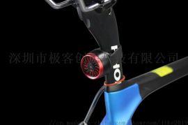 智能感应型自行车骑行尾灯