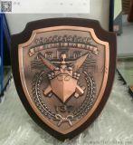 山东木质盾牌供应商 木质海军盾牌订做