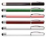 金属礼品圆珠笔签字笔YHM-03会议商务礼品手机触控笔可印刷LOGO