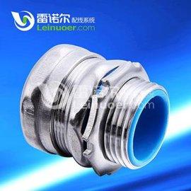 雷诺尔DPB不锈钢端式接头 金属软管接头 外螺纹外丝外牙接头
