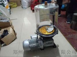仕高玛搅拌机电动油脂润滑泵黄油泵厂家直销