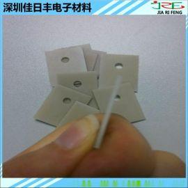生产供氮化铝陶瓷片 高导热氮化铝基片 MS管绝缘片