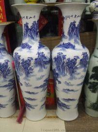 落地大花瓶开业花瓶定制庆典花瓶