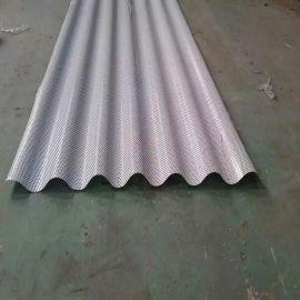 压型冲孔板 铝镁锰冲孔板 彩钢冲孔板