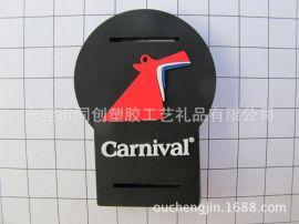 pvc軟膠微量射出卡通織帶扣,滴膠硅橡膠織帶扣吊牌